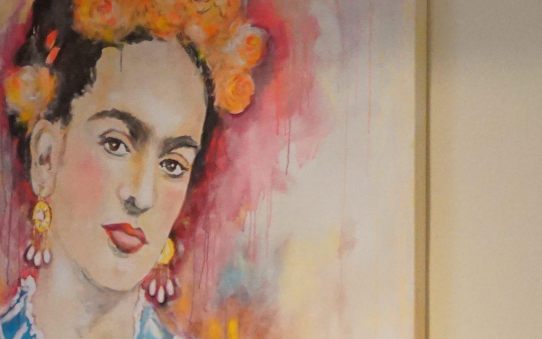 Hommage an Frida Kahlo