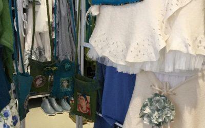 Kleidung und Accessoires aus Filz
