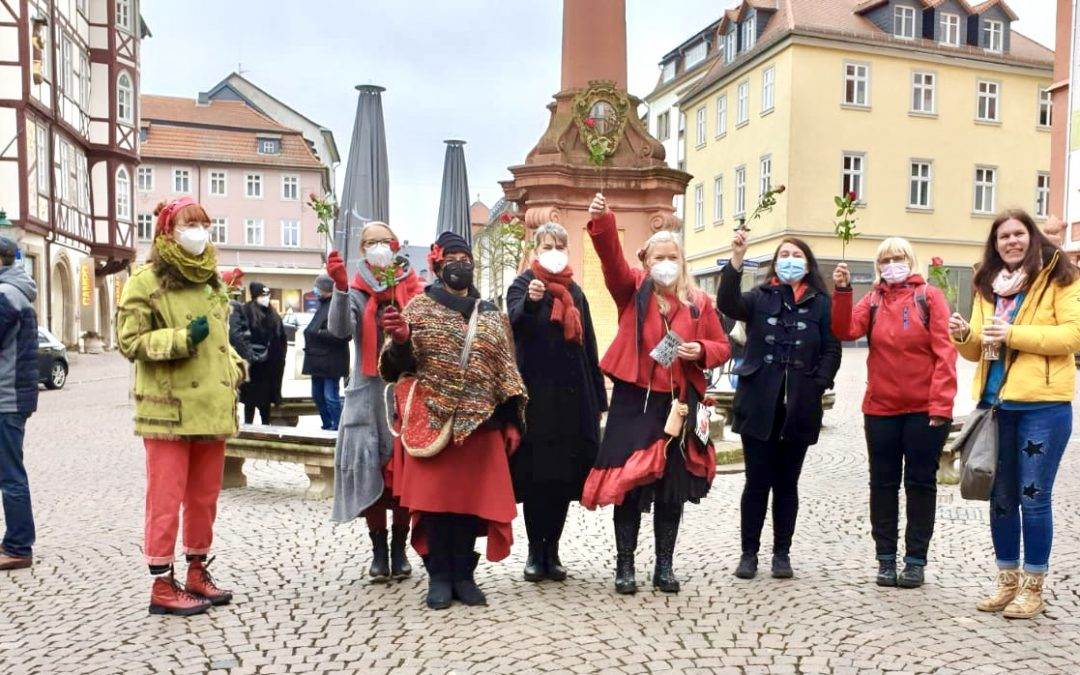 Demo in Fulda 27.02.2021